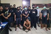 Team Jatanras Polda Sulawesi Barat Hentikan Pelarian Pelaku Anirat