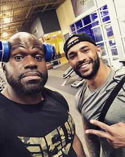 Two of the best athletes in all of WWE