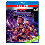 Avengers: Endgame (2019) Ultra HD BDRip 2160p Latino