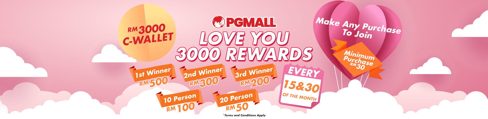 Shopping Online Dengan PGMall