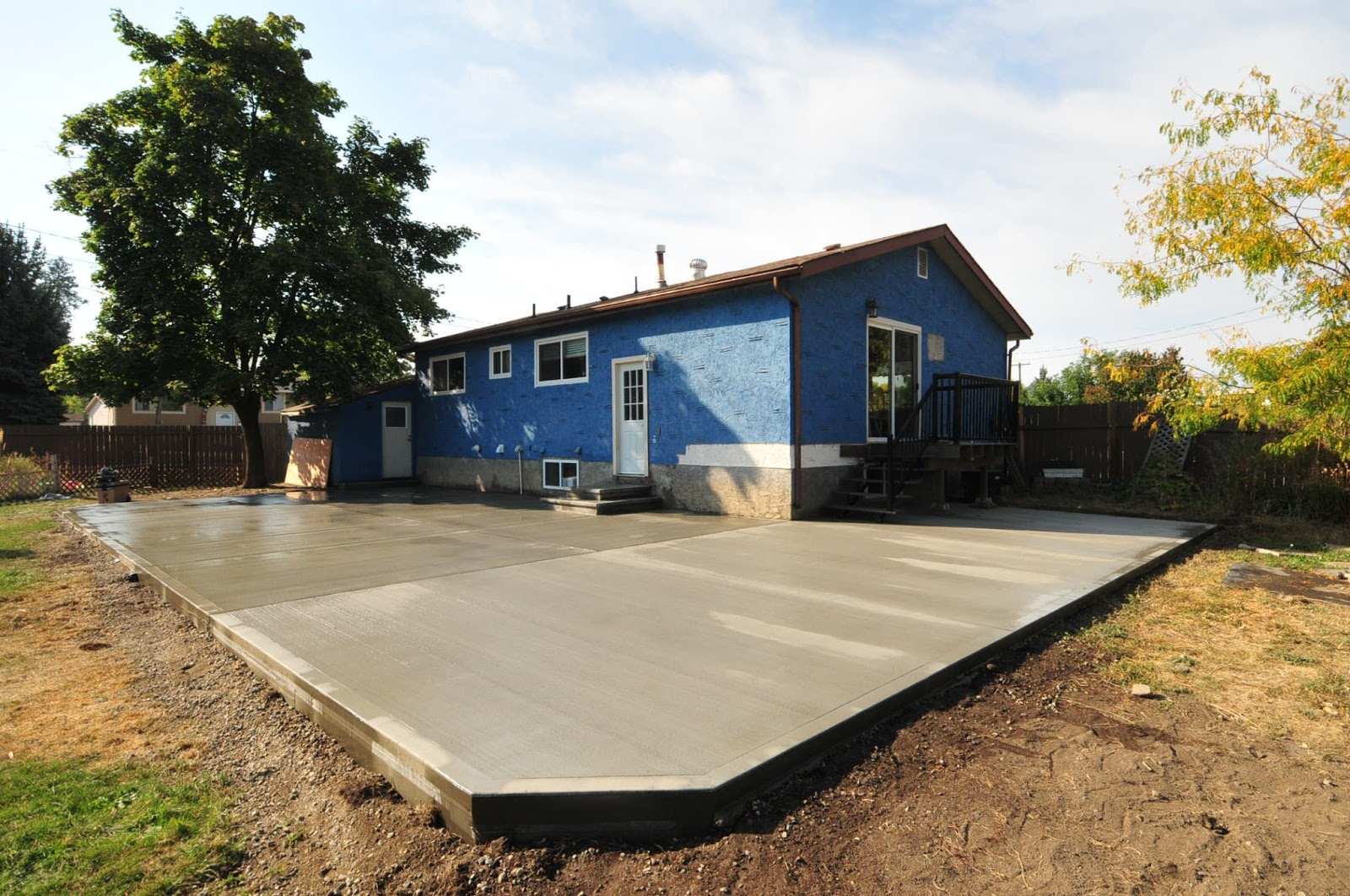 Amazing Decorative Concrete Patios, Concrete Slabs, Driveways And Pool Decks   MODE  CONCRETE Are Refinishing, Repair And Installation Experts In Kelowna BC