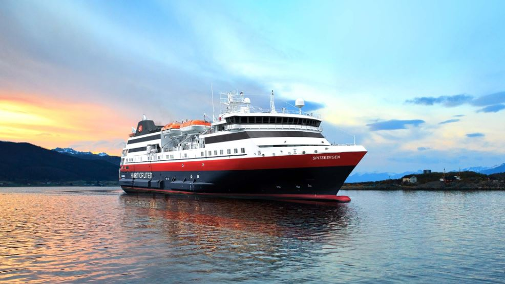 Hurtigruten Ships to Run on Batteries?