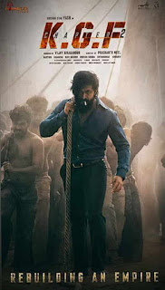 KGF Chapter 2 First Look Poster 5