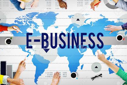 Pengertian E-Business (Perdagangan dalam internet)