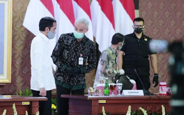 Kasus Covid-19 di Jateng dan Jakarta Meningkat Drastis, Jokowi: Perlu Perhatian Khusus!