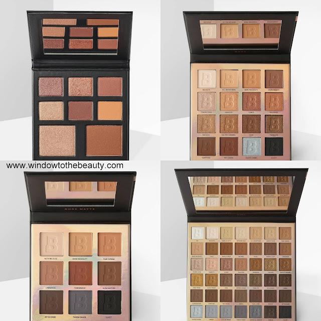 Beauty Bay neutral palette