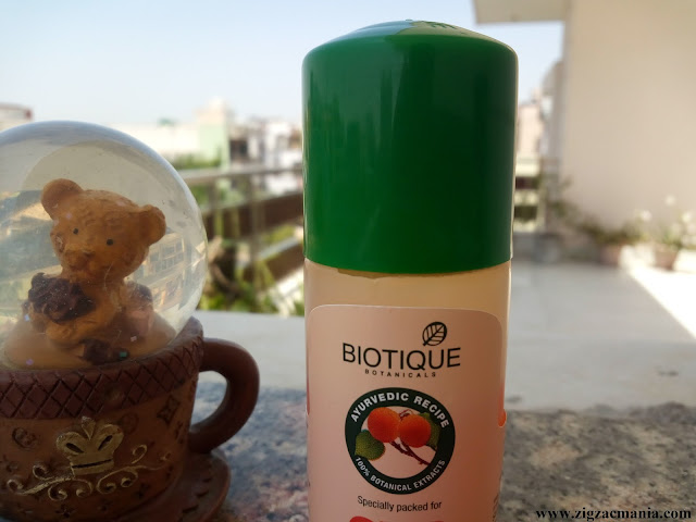 Biotique Botanicals Bio Apricot Refreshing Body Wash Review