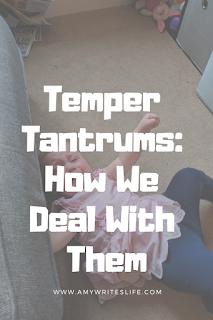 temper tantums