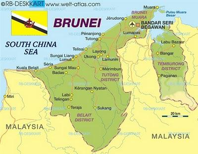 7 Eknik atau Puak Di Brunei
