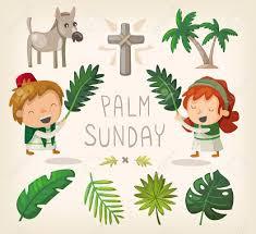 Umat Kristen Merayakan Minggu Palma