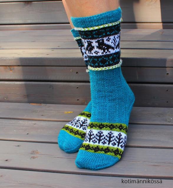 Kanteletar sukat toud-de-sock
