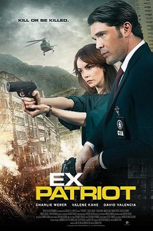 ExPatriot (2017) Hindi Dual Audio 480p 720p Web-DL