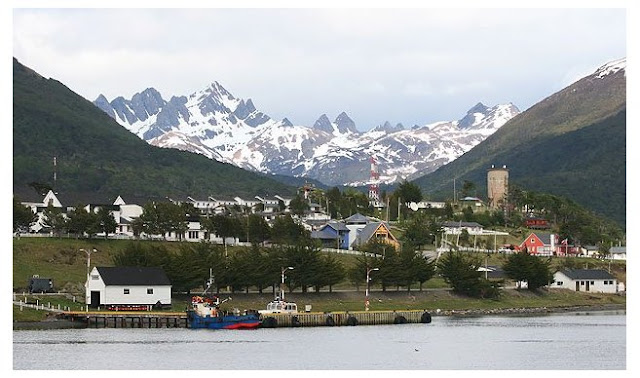 Puerto Williams, Southern Patagonia, Chile.
