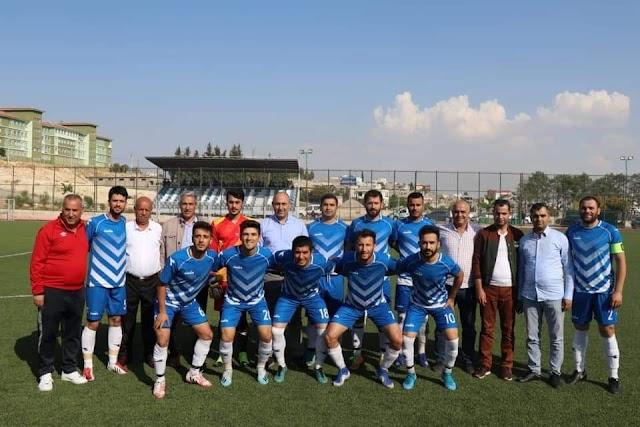 Bozova Belediyespor İlk kez kaybetti