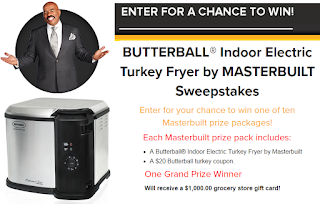 Butterball fryer coupons