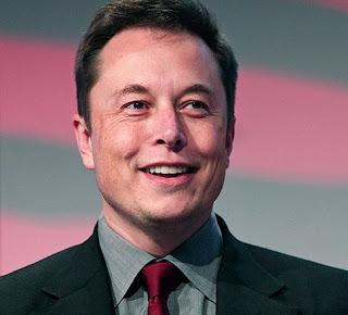 Elon Musk emprendedor millonario