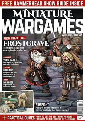 Miniature Wargames 406, March 2017