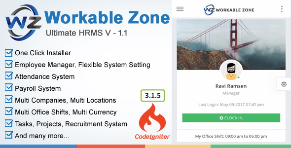 HRM v1.1 - Workable Zone Free Download