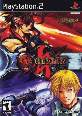 Guilty Gear X2 (PS2) 2004