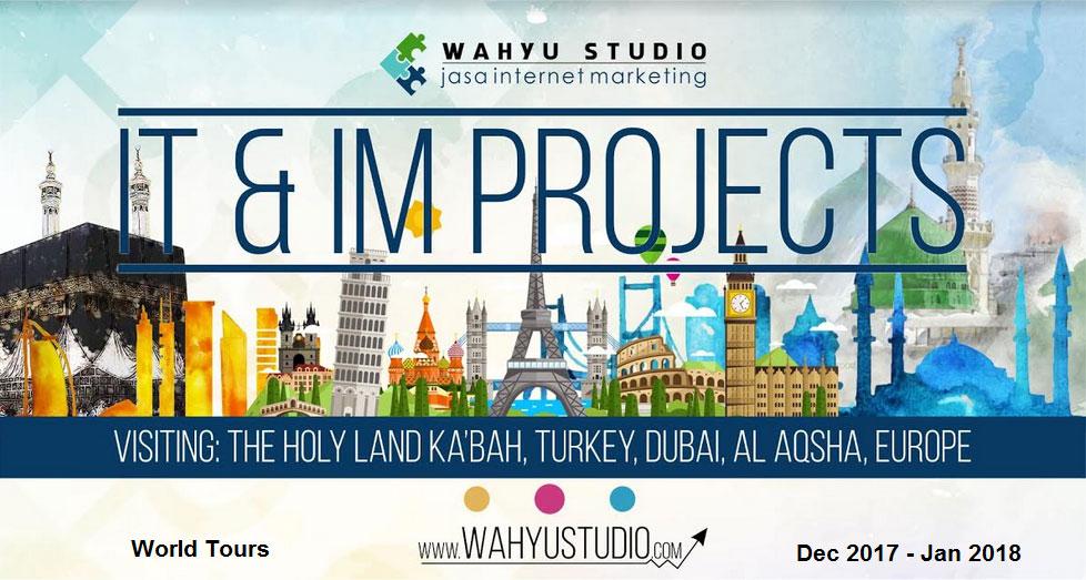 Wahyu Studio World Tours