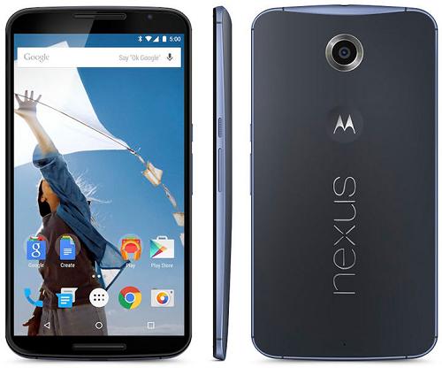 نيكسوس 6 Nexus google motorola