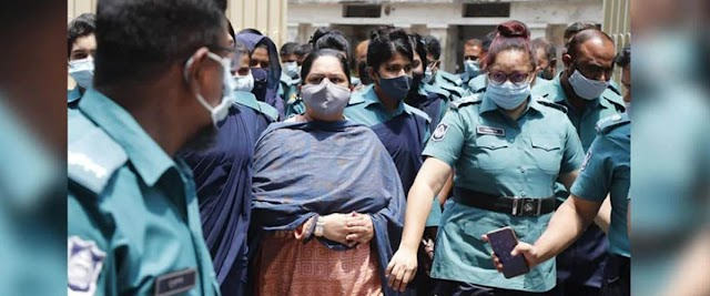 Hearing of bail application against Rozina is over, bail order on Sunday
