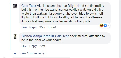 tess%2B2 - He had dark spots on his private parts! Kenyan SLAY QUEEN narrates her sex escapades with a Nairobi SPONSOR, She suspects he's HIV +