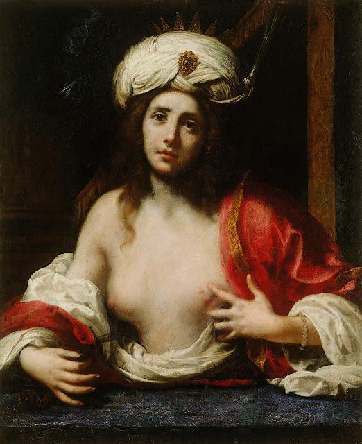 Felice Ficherelli: La morte di Cleopatra