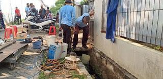 Bandar Narkoba Asal China Berhasil Kabur dari Lapas Tangerang, Gali Lubang Tembus Got