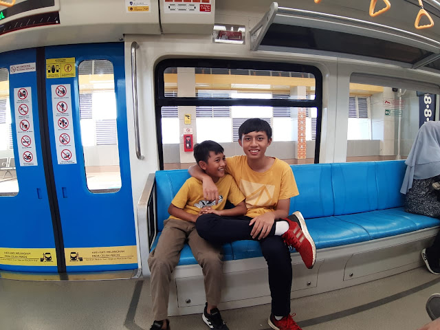 Rute LRT Sumatera Selatan