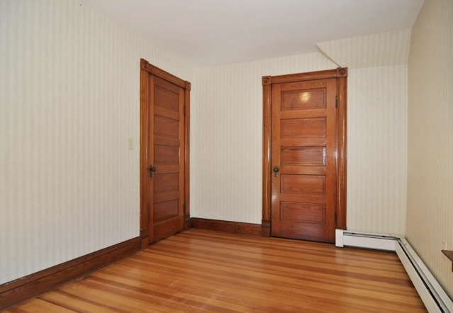 color photo of 5-panel doors inside Sears Avoca at 471 Oaklawn Ave, Cranston, RI