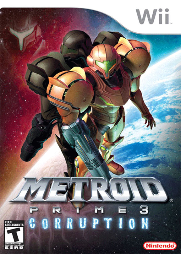 Metroid Prime 3  Corruption %255BEnglish%255D - Metroid Prime 3 Corruption [English] Wii
