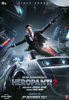 Heropanti 2 First Look Poster 3