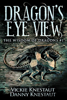 Dragon's-Eye View - young adult fantasy book promotion sites Vickie Knestaut & Danny Knestaut