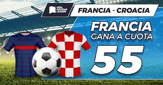 paston megacuota francia vs croacia