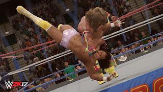 Download Game Gratis WWE 2K17 Full Crack (CODEX)