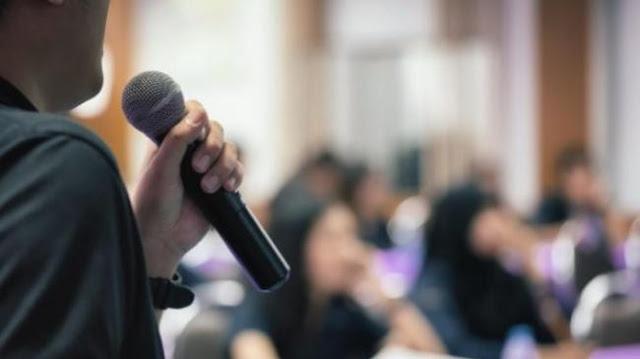 Jenis-jenis Public Speaking