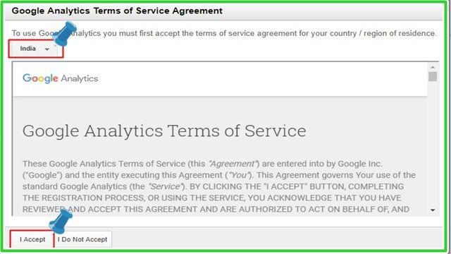 अपने Blog को करें Track Google Analytics Account बनाकर - जानिए कैंसे