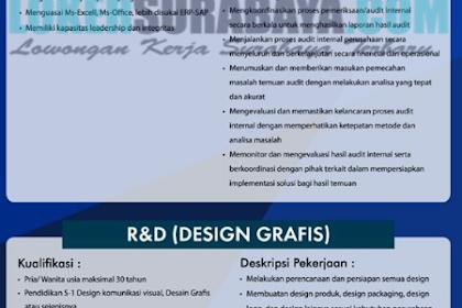 Loker Surabaya Terbaru di PT. Artha Adipersada Mei 2019