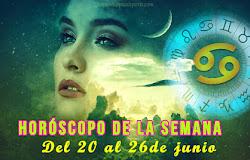 💫 Horóscopo de la semana: Del 20 al 26 de junio