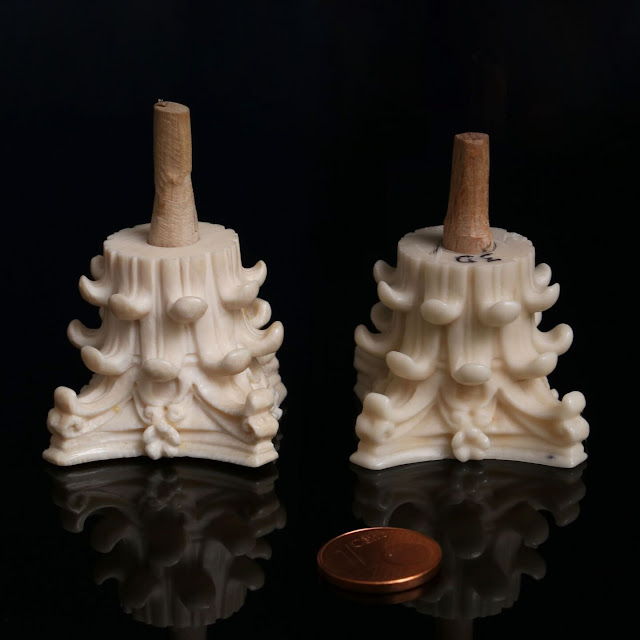 3D-printed material to replace ivory for restoration of artefacts