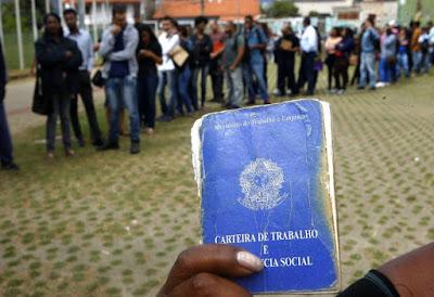 DESEMPREGO NA PARAÍBA: Estado perdeu quase seis mil postos de ...