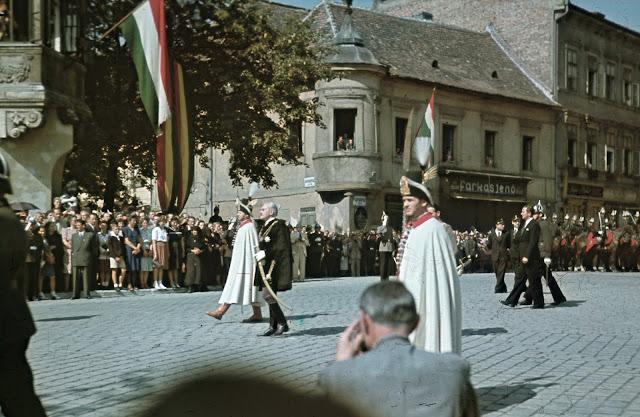 A zsidó vallás lefokozása Horthy idején