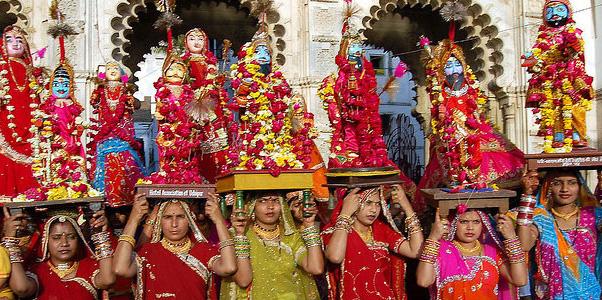 Gangaur Festival in Jaipur