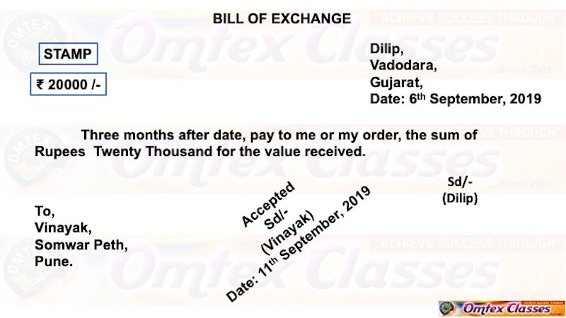 prepare-a-demand-bill-with-imaginary-drawer-drawee-address-amount-and-date-contents-of-format-of-bill-of-exchange