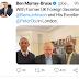 Ben Bruce, Peter Obi in London alongside Boris Johnson