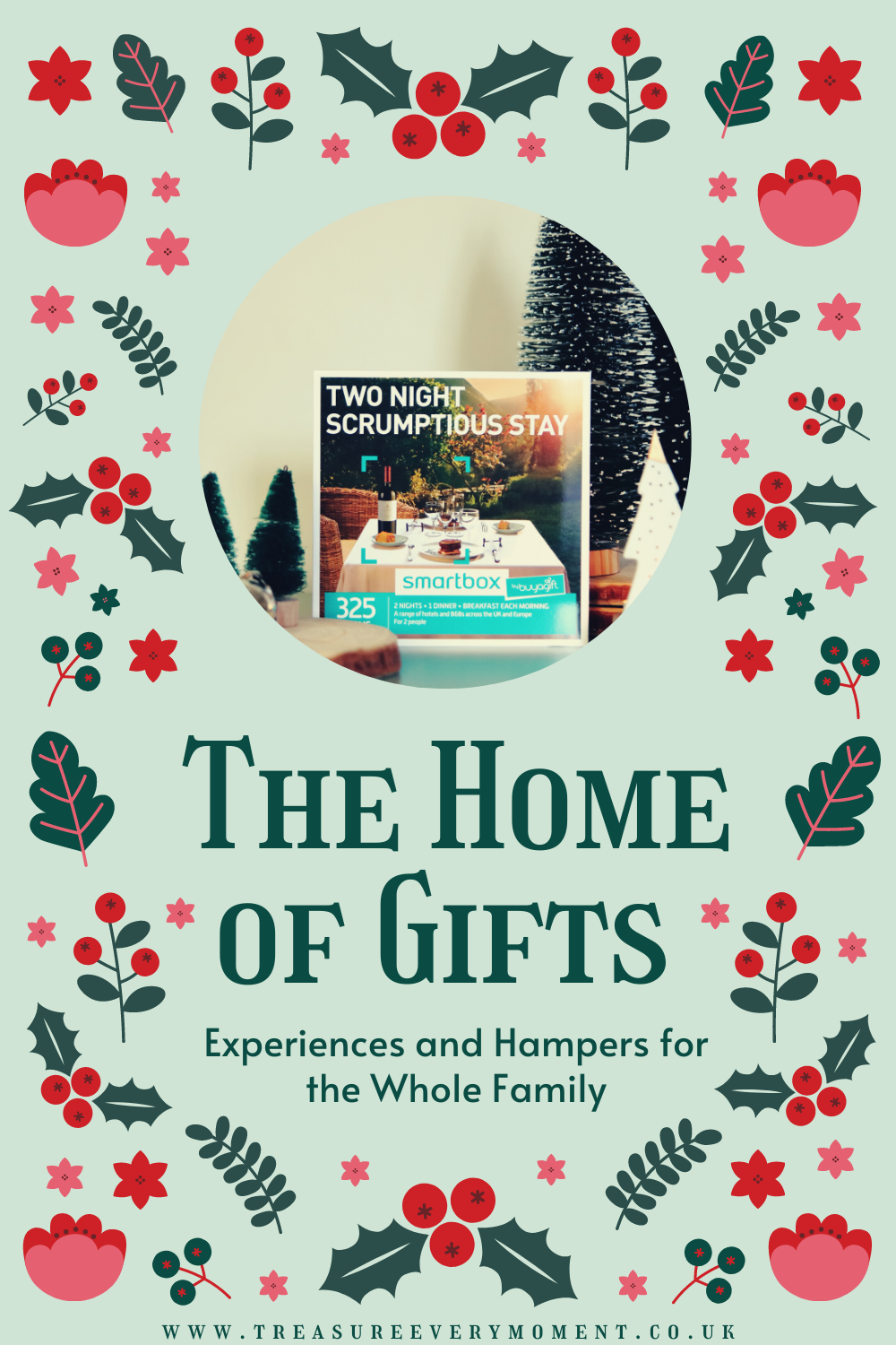 CHRISTMAS: The Home of Gifts, Experiences and Hampers for the Whole Family