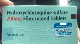 Shock as Pharmacy Sells Hydroxychloroquine Sulfate Alleged To Cure Coronavirus for N50,000