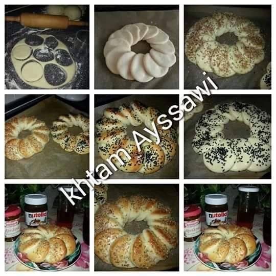 Tutorial Cara Membuat Roti Sosej Pizza Bun Pau Donut
