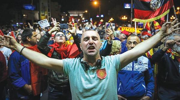Κατάλληλη ευκαιρία για διάλυση της πΓΔΜ